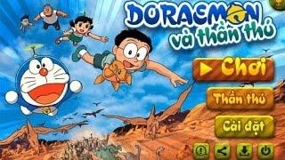 Game Doremon thử tài trí nhớ - Doremon tìm chú khủng long lạc loài