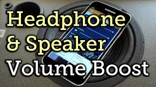 Video Increase Speaker & Headphone Volume on Your Samsung Galaxy S5 [How-To] download MP3, 3GP, MP4, WEBM, AVI, FLV Juni 2018