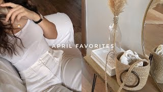 April Favorites 2018 | Gemary