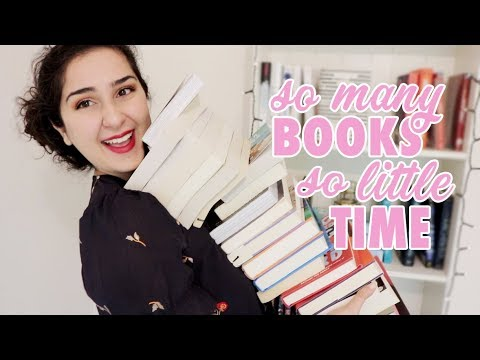 SO MANY BOOKS, SO LITTLE TIME | Book Haul