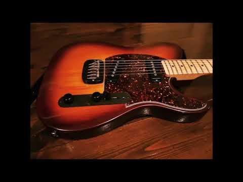 Guitar Blues Backing Track G 120 BPM long