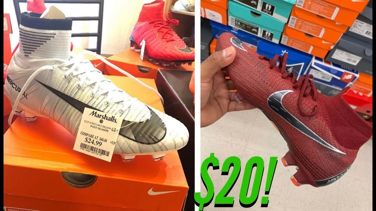 Finding INSANE Soccer Cleat Deals at