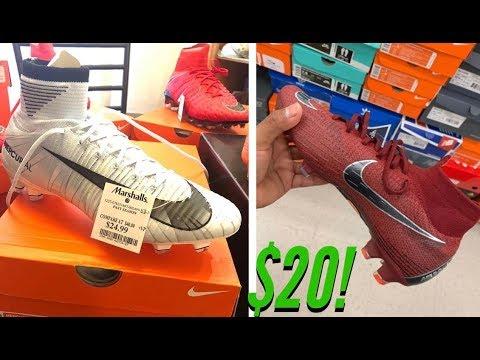 $20 CR7 SUPERFLY! Soccer Deal Hunt Vlog + DOTW