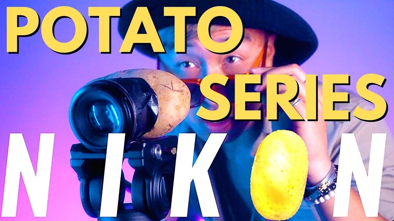 Nikon Z9 & the Potato Series