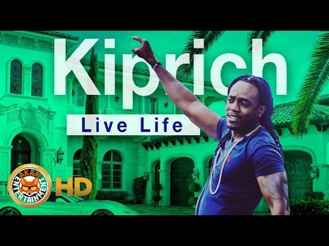 Kiprich - My Life [Condolence Riddim] September 2016