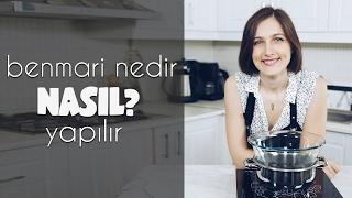 Benmari nedir, NASIL yapılır? | Merlin Mutfakta Mutfak İpuçları