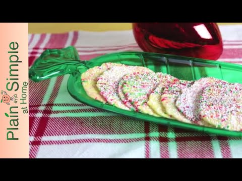 How to Make Pizzelles -  Recipe for the Holidays