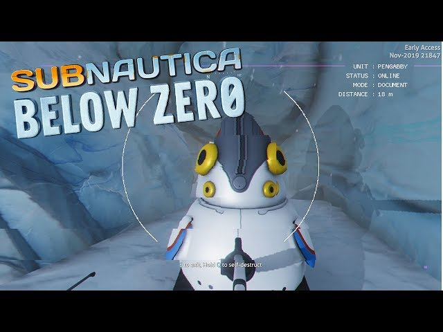 Spy Pengling // Subnautica Below Zero [Episode 16] (Deep Dive Update)