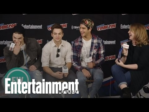 Teen Wolf: Cast Teases 'The Beast' As New Villain  Entertainment Weekly