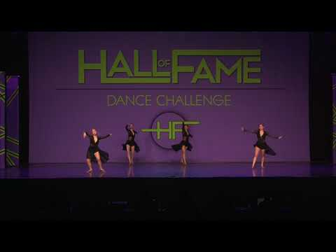 BOUND TO YOU: GLITZ FRANCHISE LYRICAL SMALL GROUP: 2018 HALL OF FAME