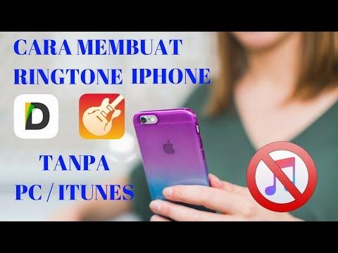Tips jika iPhone terkena air - https://youtu.be/DX0S9-VQlJI iOS 13 Custom Ringtone iPhone jauh lebih.