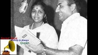 RAFI & ASHA-Film~JAL PARI~{1952}~Banane Wale Kya Tu Ne Yehi Duniya Banayi-[ Great Gem-78RPM  Audio]