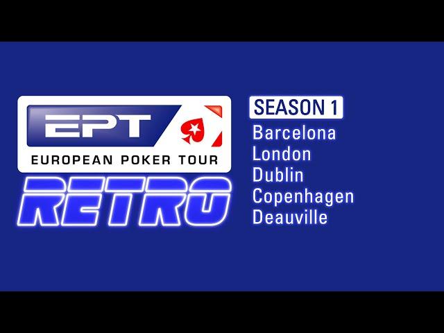 EPT Retro: Season 1 Part 1 | Old Poker, New Commentary