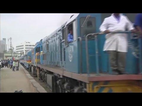 Rd congo, Reprise du transport ferroviaire Kinshasa-Matadi