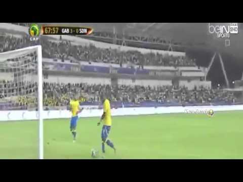 Gabon vs Sudan 4 0. All Goals & Highlights. Friendly 5/9/2015