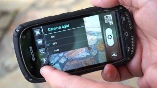 Kyocera Torque Review with Waterproof Test