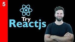#5 Try REACTJS Tutorial - Handling Click Events