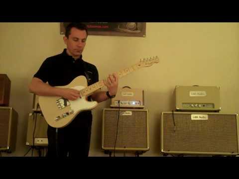 Austin Amp Show Little Walter 8 watt Demo - Billy Penn 300gu