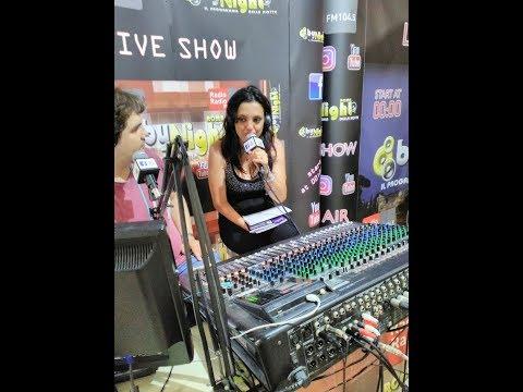 20 settembre 2017 Agnese Monaco su radio radio by night