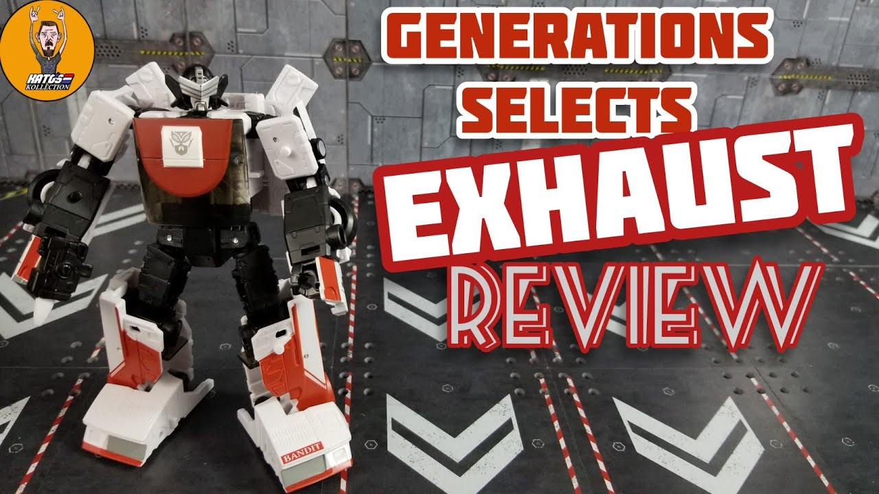 Generations Selects Exhaust Review By Kato's Kollection