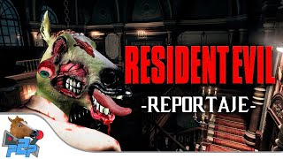 Resident Evil: el origen del mal - documental -