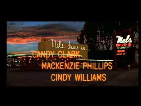 American Graffiti 1973 -- OPENING TITLE SEQUENCE