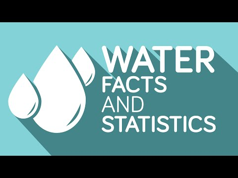 Water Facts! Learn fun facts about the thing you drink every day!