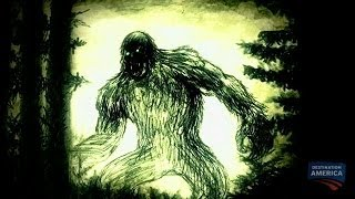 Bigfoots From Space | Monsters and Mysteries in America