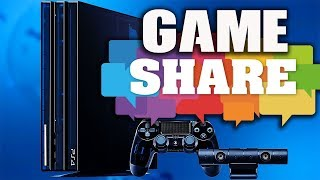 PS4 GAMESHARE 2018 - 2019 Game share 3 PS4 Accounts Get BANNED? PS4 Gamesharing Tutorial