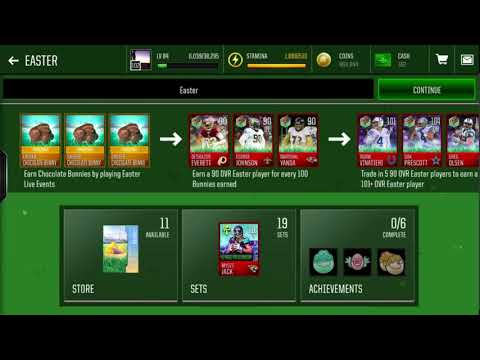 Madden 18 Ultimate Team :: Our Content Is Dying-Madden Mobile Is Better :: Madden 18 Ultimate Team