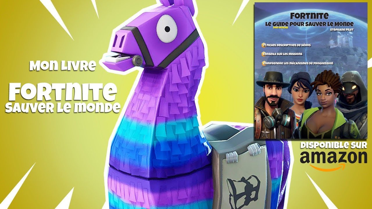 Watch Fortnite Mon Guide Pour Sauver Le Monde Fortnite Jabx