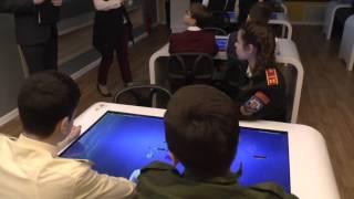 Интегрированный урок биологии в 3D-кабинете
