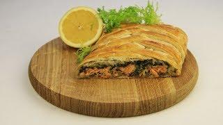 Запеченный лосось - Рецепты от Со Вкусом
