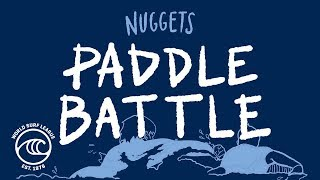 Nuggets: What's the deal with paddle battles?