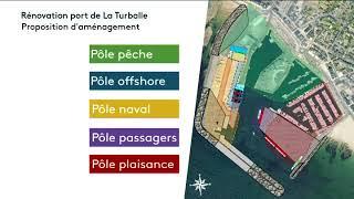 La Turballe : le Département investit 43 millions d'euro pour développer le port