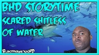 ★★ BHD Storytime Extra + My Biggest Fear Makes Me Cry ON CAMARA (w/ BlastphamousHD )