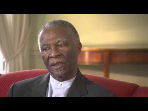 Thabo Mbeki -  UCD After Empire Leaders' Interview 2016