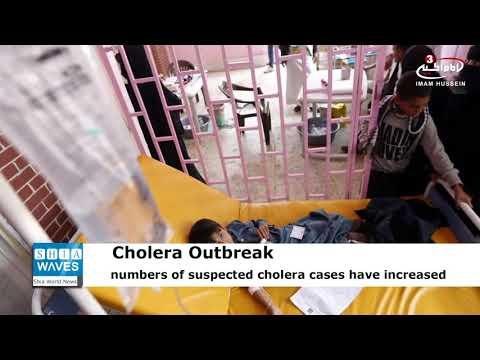 Number of cholera cases in Yemen's coastal regions spikes