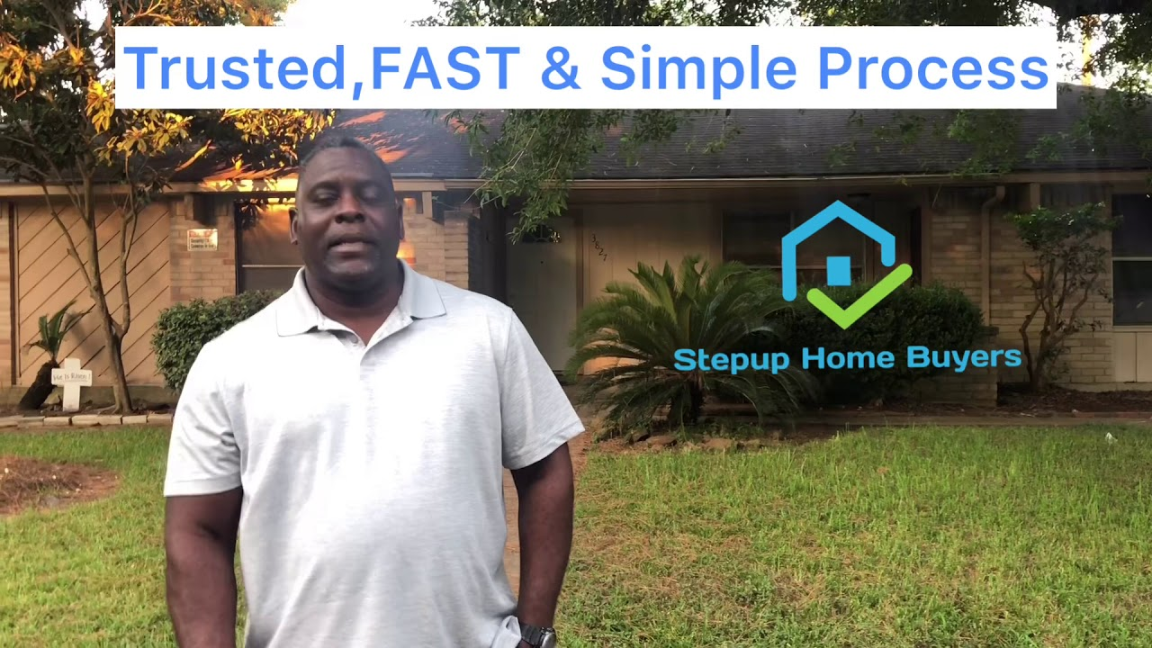 Endorsement from Stepup Home Buyers' REPEAT CUSTOMERS