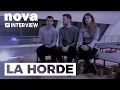 Capture de la vidéo La Horde:«Le Jumpstyle, C'est L'émancipation» - L'interview Nova