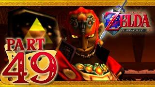 The Legend of Zelda: Ocarina of Time 3D - Part 49 - Ganondorf