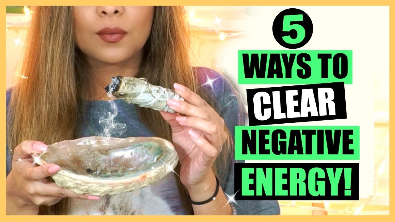 5 Ways To Clear Negative Energy From Your Home Body Mind Relationships Get Rid Of Bad Energy Youtube,Best Brown Color Combinations