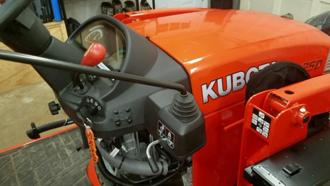 Fuse Box On Kubotum Bx25