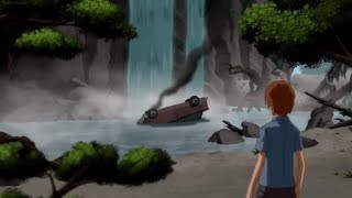 The accident that took Beast boy's mom from him/Young Justice outsiders