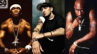 Скачать Eminem Ft Tupac 50 Cent Nate Dogg Till I Collapse Remix