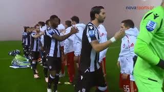 Ολυμπιακός - ΠΑΟΚ 0-1 / Olympiacos- PAOK (30-9-18) highlights