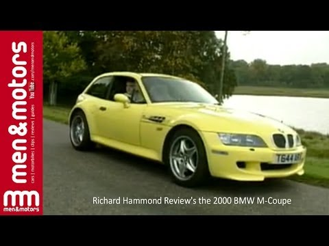 Richard Hammond Reviews the 2000 BMW M-Coupe
