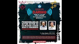 Pengembangan Situs Situs Di Kawasan Cagar Budaya Borobudur