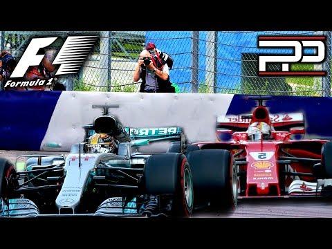 F1 2017 Austrian GP Preview - TENSIONS RISE FOR VETTEL V HAMILTON  - Pitlane Podcast #53