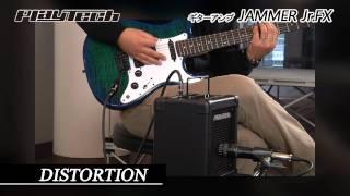 [OTOYA MOVIE] PLAYTECH ギターアンプ JAMMER JR. FX